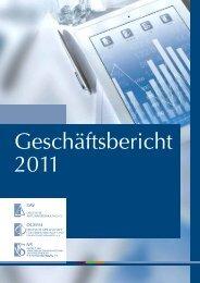 Geschäftsbericht 2011 - Deutsche Aktuarvereinigung e.V.