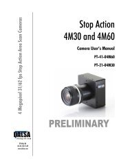 Stop Action 4M30 and 4M60