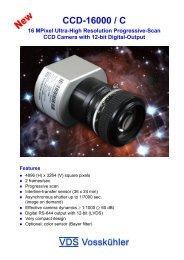 CCD-16000 / C