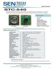 EGEF_Series_ Cameras - Alacron, Inc.