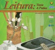 Artigos do 18° COLE publicados na revista LTP - 3ª parte