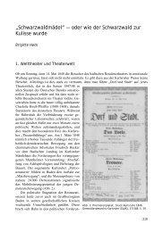 """""""Schwarzwaldmädel"""" — oder wie der Schwarzwald zur Kulisse wurde"""