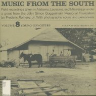 MUSIC FROM THE SOUTH - Alexander Street Press