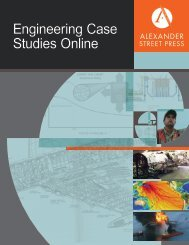 Download Brochure PDF - Alexander Street Press