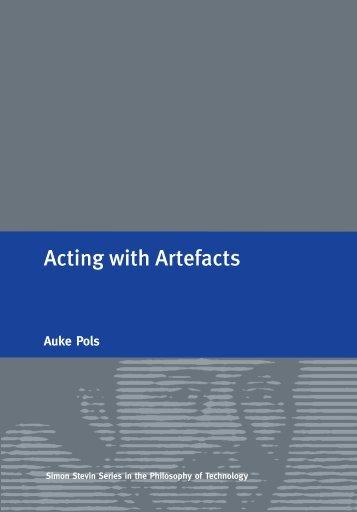 Acting with Artefacts - Technische Universiteit Eindhoven