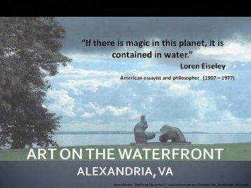 """Henry Moore, """"Reclining Figure No.5,"""" Louisiana ... - City of Alexandria"""
