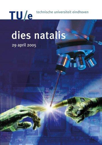 Opmaak Rede dies 2005 - Technische Universiteit Eindhoven