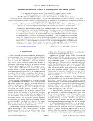 Optimization of soliton ratchets in inhomogeneous sine-Gordon ...