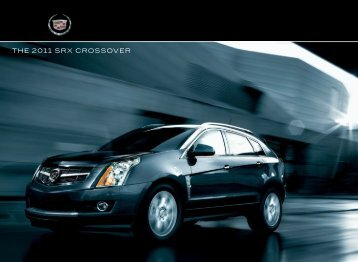 the 2011 srx crossover - Who-sells-it.com