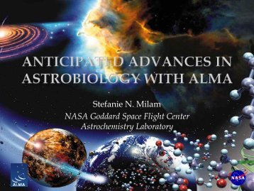 Anticipated Advances in Astrobiology with ALMA
