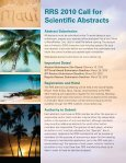 Call for Scientific Abstracts - timssnet2.allenpr... - Page 3