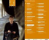 neue teXte 2011 - MINORITEN KULTUR Graz, herzlich willkommen ...