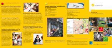 Ausbildung bei der Stadtverwaltung vielseitig und interessant