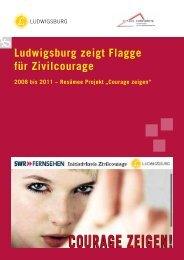 Courage zeigen - Stadt Ludwigsburg