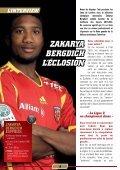 Le match - Racing club de Lens - Page 6