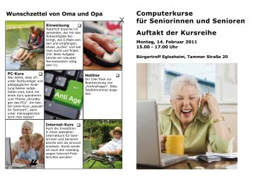 Faltblatt Auftaktveranstaltung MeMo - Stadt Ludwigsburg