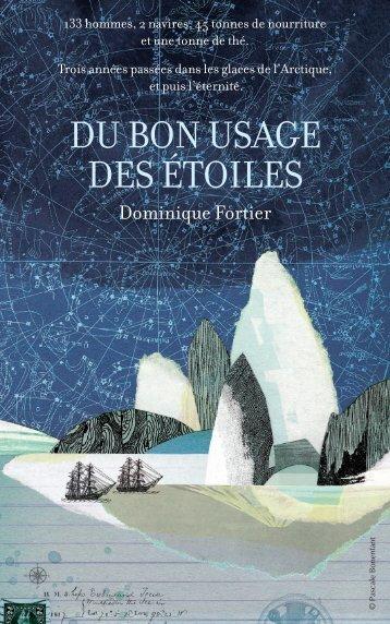 DU BON USAGE DES ÉTOILES - Zik.ca