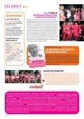 ROSE N°4, Le magazine des bénévoles - Les Blouses Roses - Page 2