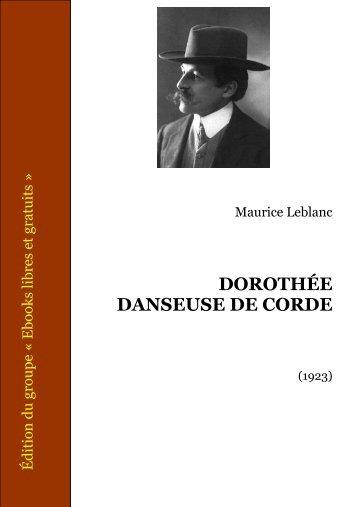 dorothée danseuse de corde - Rennes-Le-Château ou l'histoire d'un ...