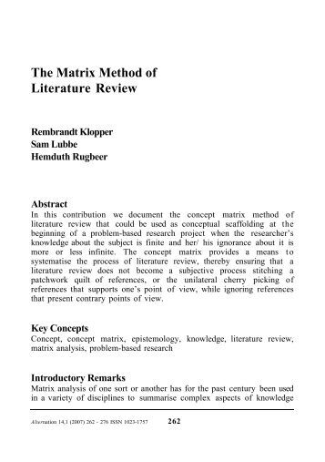 Literature Review Reference List  Get Business Essay Writing Help