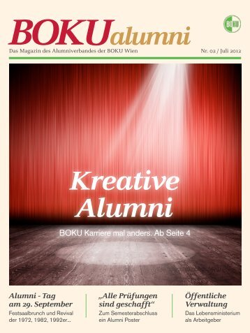 Kreative Alumni - Alumni - Boku