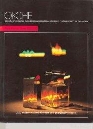 1985 Spring - Alumni - University of Oklahoma