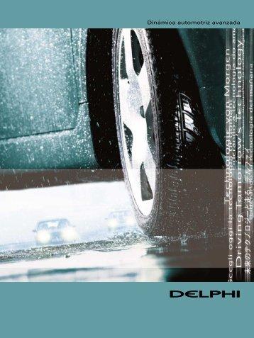 Dinámica automotriz avanzada - Delphi