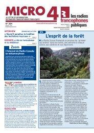 Mars 2011 - Les Radios Francophones Publiques