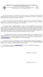 Copépodes pélagiques - Faune de France