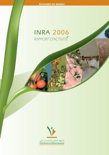 La communication - Institut National de la Recherche Agronomique
