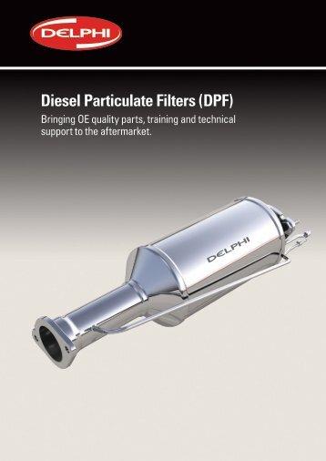 Diesel Particulate Filters (DPF) - Delphi