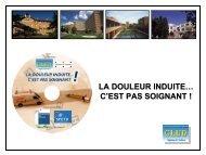 LA DOULEUR INDUITE C'EST PAS SOIGNANT - CHU Toulouse