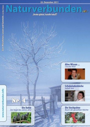 Nr 4 hier die PDF kostenlos zum download - Ambaum-Verlag