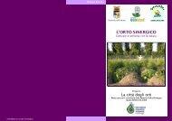 Manuale orto sinergico.pub - Ambiente - Regione Emilia-Romagna