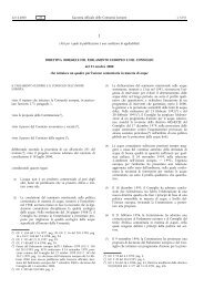 Direttiva 2000/60/CE - EUR-Lex - Europa