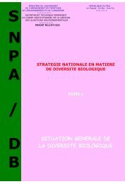 Mali - Convention on Biological Diversity