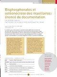 Février / mars 2012 - Volume 49 No 1 - Ordre des dentistes du Québec - Page 7
