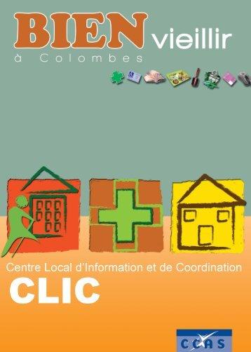 plaquette clic (.pdf - 5.9 Mo ) - Ville de Colombes