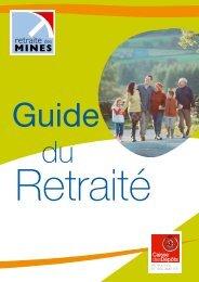 Guide du retraité - Direction des retraites de la Caisse des dépôts