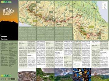 alta VIa DeI ParchI - Ambiente - Regione Emilia-Romagna