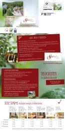 Frühlingsmailing 2012 - Hotel Seehof Tauer