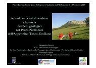 Dott. Giuseppe Vignali - Ambiente - Regione Emilia-Romagna