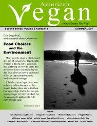0AV6-03 Final - American Vegan Society