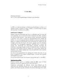 Monique Lévesque - La vacillation du sujet
