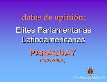 2005 - Instituto de Iberoamerica - Universidad de Salamanca