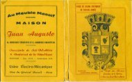 Guide des rues 1959 - Accueil