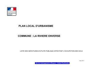 Plan Local D Urbanisme De La Ville De Grasse
