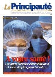 Comment concilier élitisme médical et soins du plus grand nombre ...