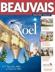 Beauvais Notre ville Décembre 2006