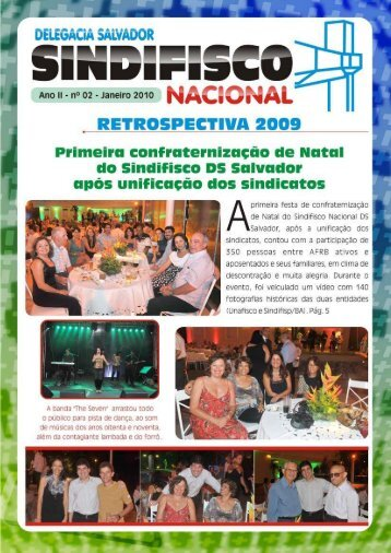 SiHBIFISCO - Sindifisco Nacional - Delegacia Salvador